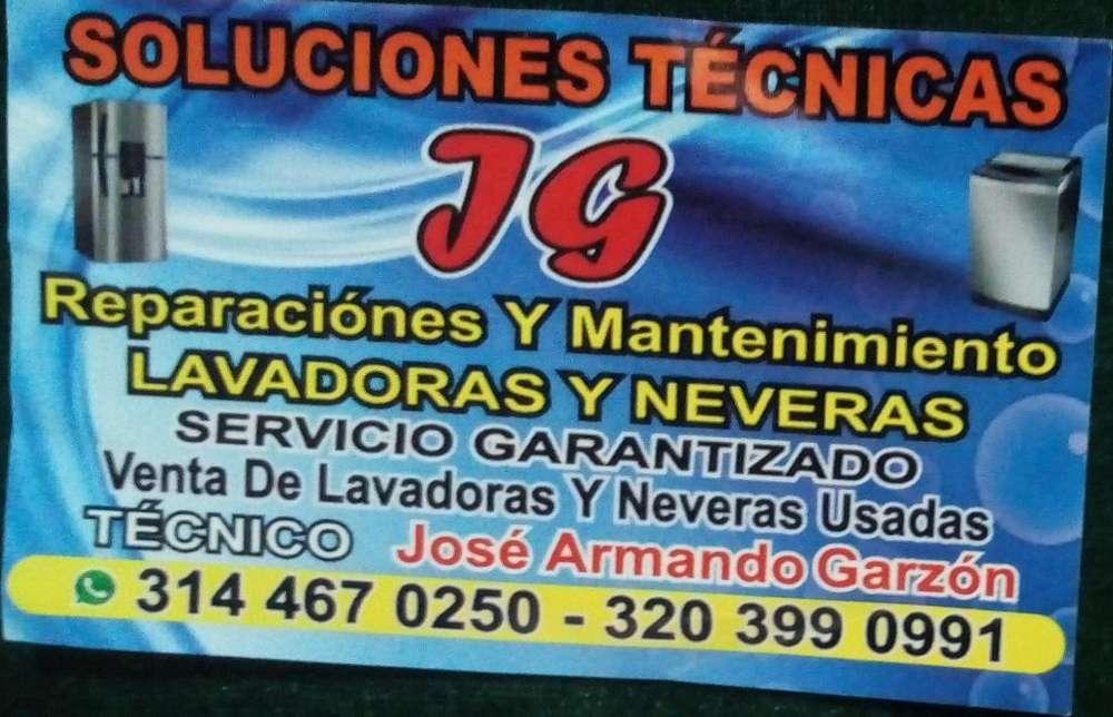 Servicio Especializado en Lavadoras