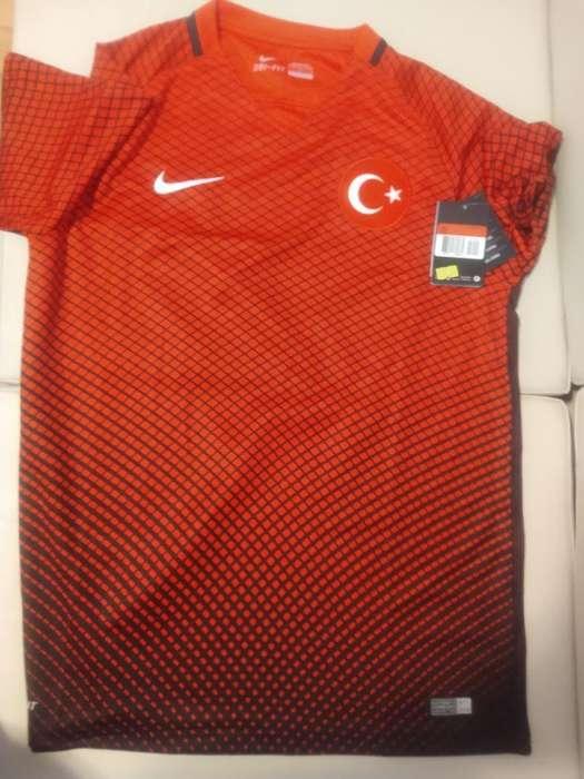 Camiseta Selección de Turquía