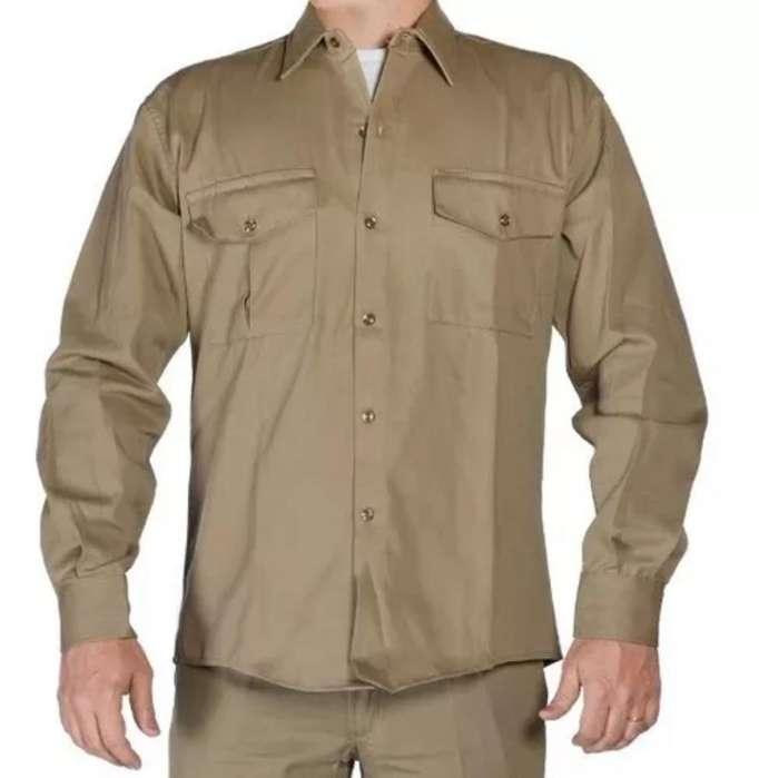 Vendo Camisa de Trabajo Talle 50
