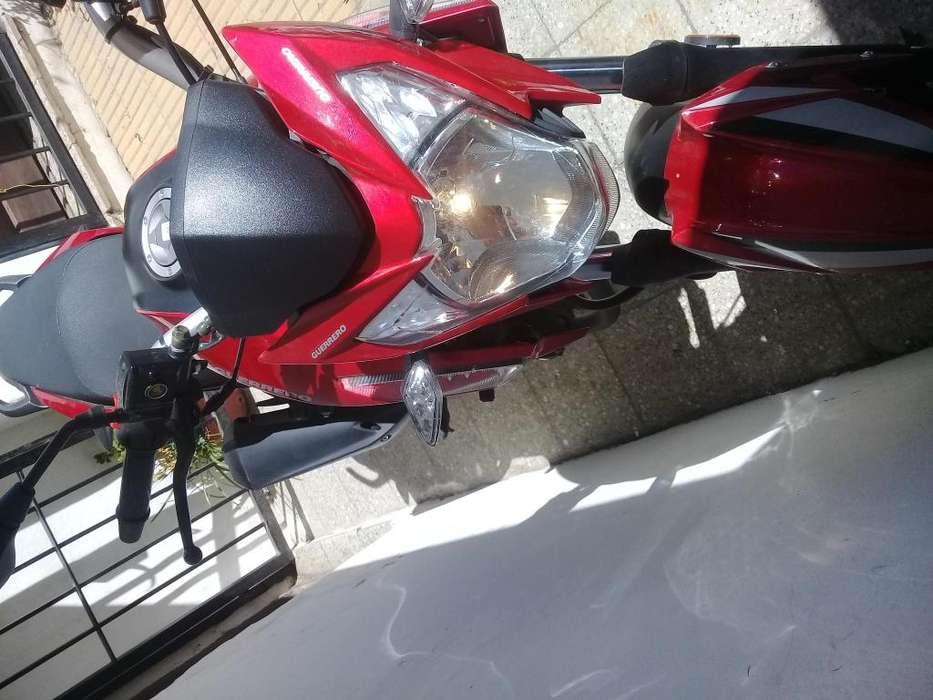 VENDO <strong>moto</strong> GUERRERO GR5 230CCMOD2018