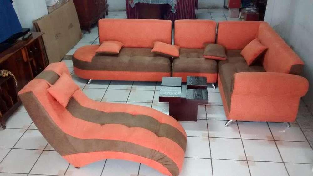 Muebles de Madera: SALA , COMEDOR y Aparador