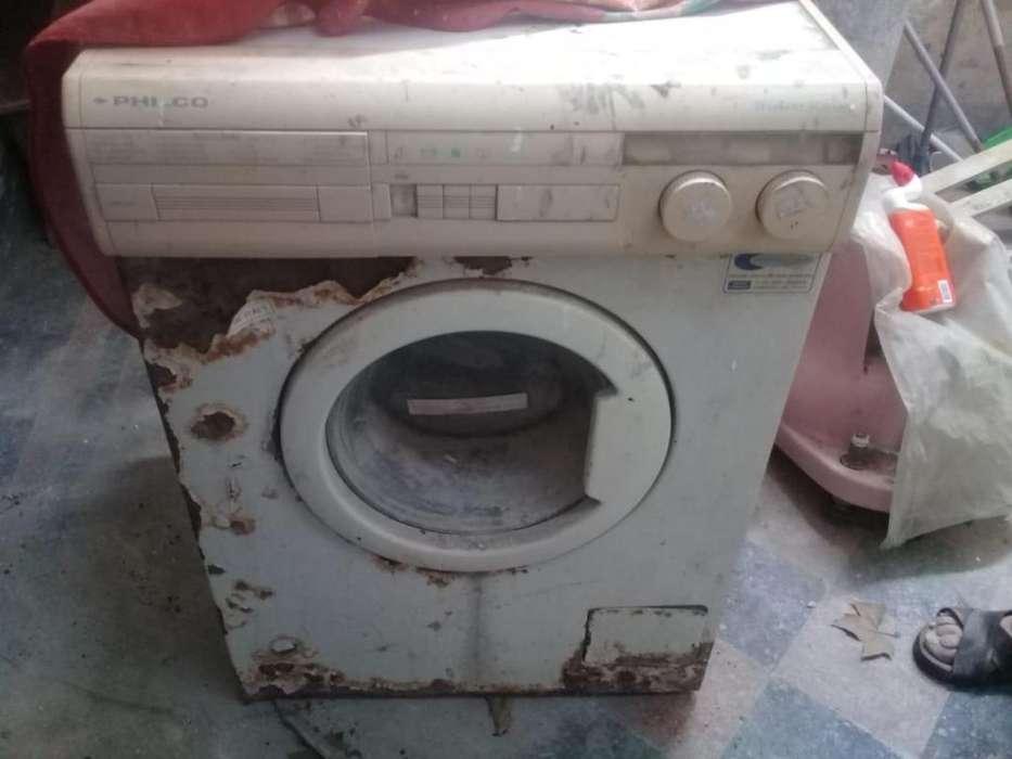 Lavarropas automàtico Philco usado