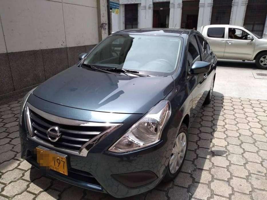 Nissan Versa 2018 - 15500 km