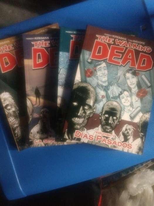 The Walking Dead - Vol.1,2,3,4