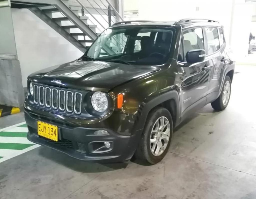 JEEP RENEGADE SPORT PLUS 1,8 AUT