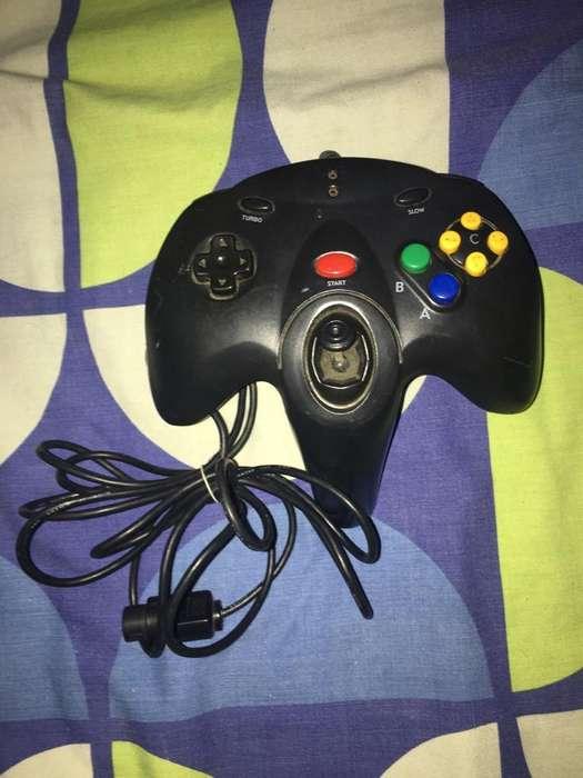 Control Nintendo 64 en Buen Estado