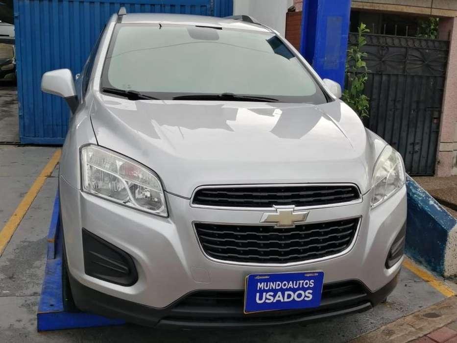 Chevrolet Tracker 2014 - 45000 km