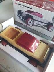 Automoblox Mini. Carro de Madera Modular
