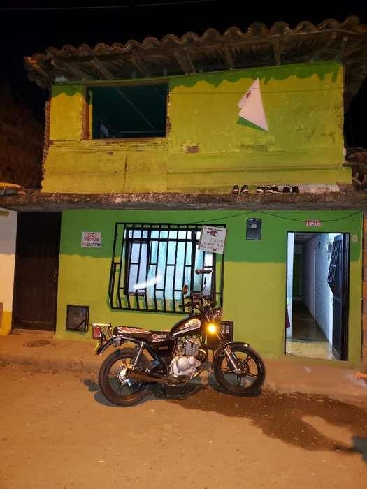 Se Vende Casa en La Vijinia R.s.d