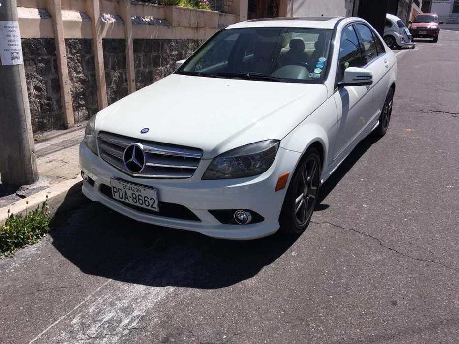 <strong>mercedes-benz</strong> Clase C 2010 - 65000 km
