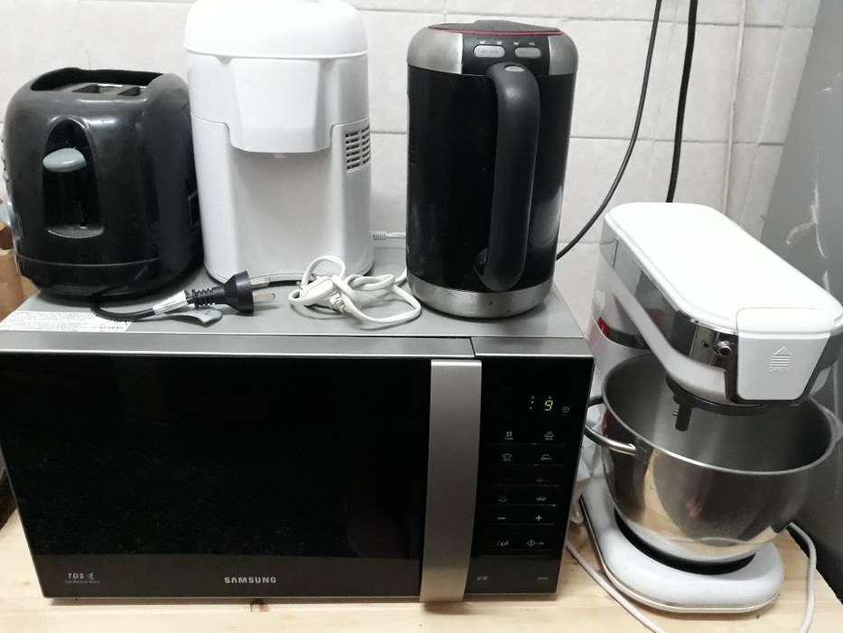 Vendo Electrodomésticos