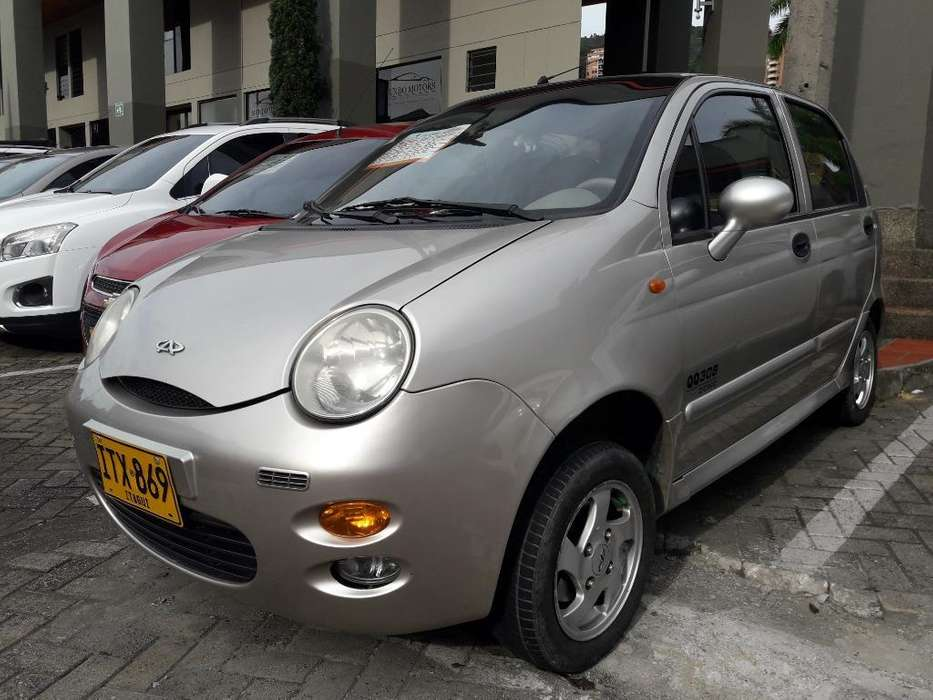 <strong>chery</strong> QQ 2008 - 29600 km