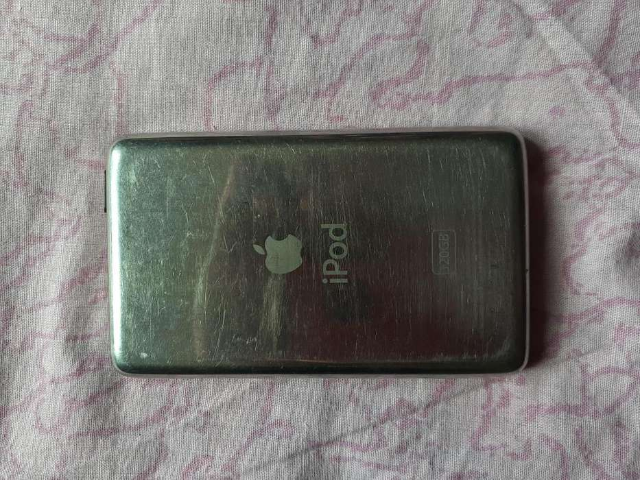 <strong>ipod</strong> 5g 120 GB