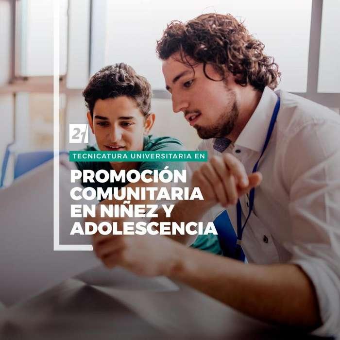 Tecnicatura Universitaria en Promoción Comunitaria en Niñez y Adolescencia