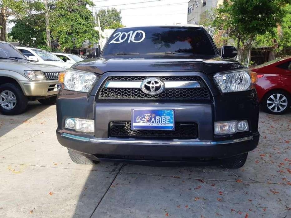 Toyota 4Runner 2010 - 128000 km