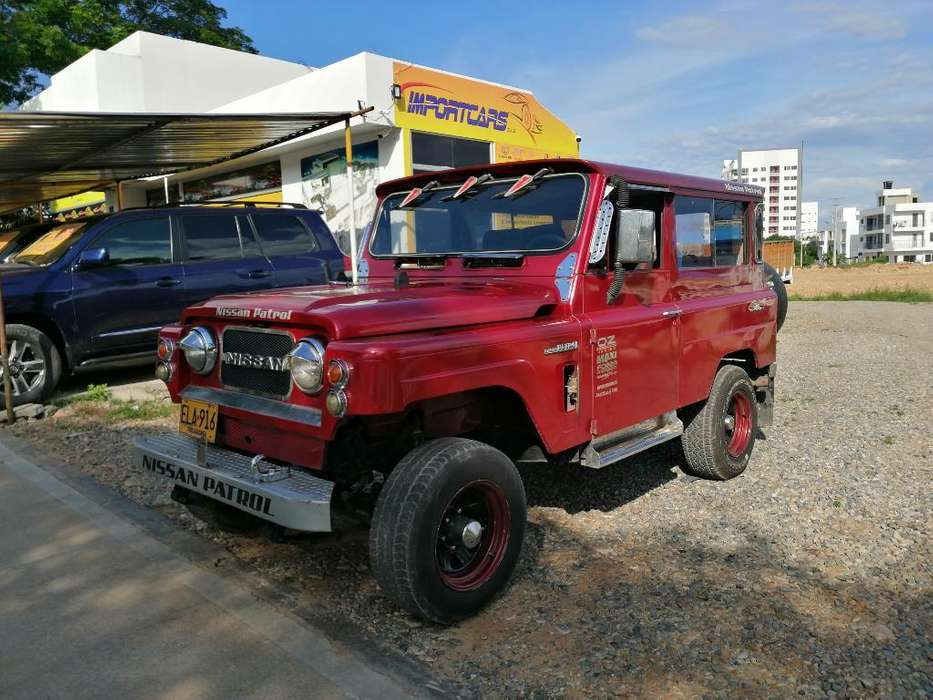 Nissan Patrol  1979 - 235000 km