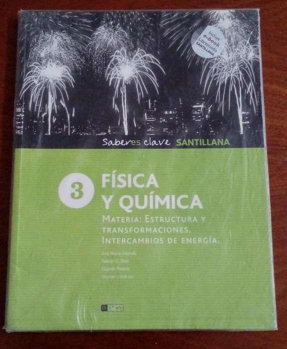 Física y Química 3 Editorial Santillana