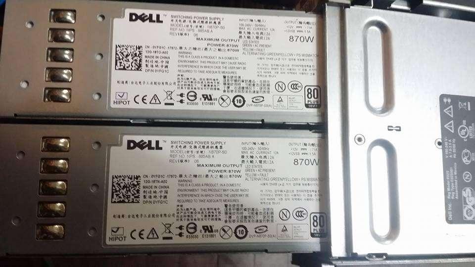 Servidor R710 24 Cores 96GB Ram Drr3 Virtualizacion