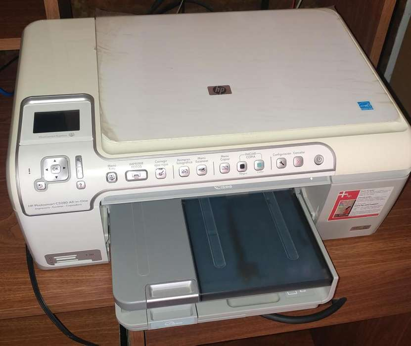 Impresora Multifuncion Hp C5280 Photosma