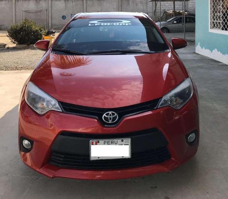 Toyota Corolla 2016 - 48000 km