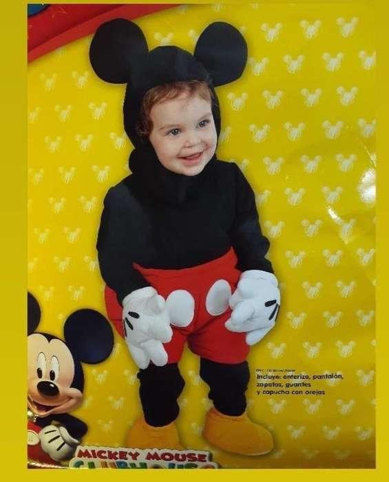 Vendo Difraz de Mickey