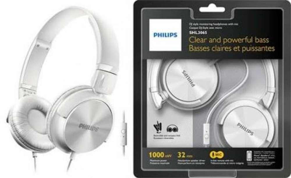Audifonos con Contestador Marca Philips
