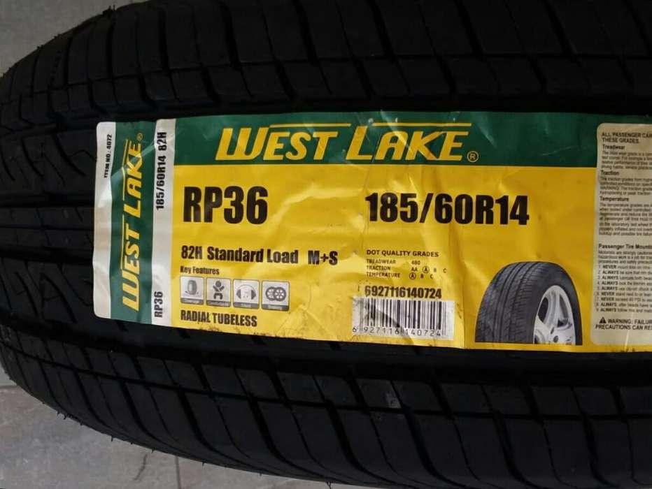 <strong>llanta</strong>s Nuevas Westlake 185/60 R14