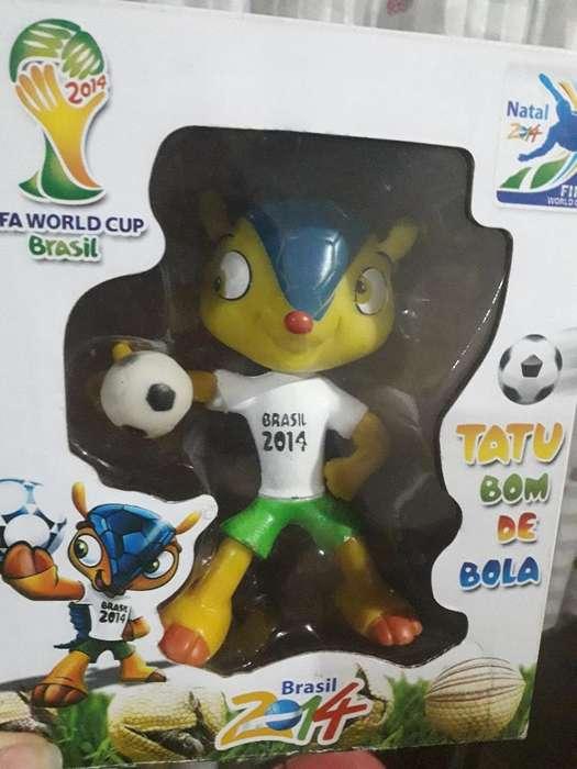 Muñeco Mundial 2014