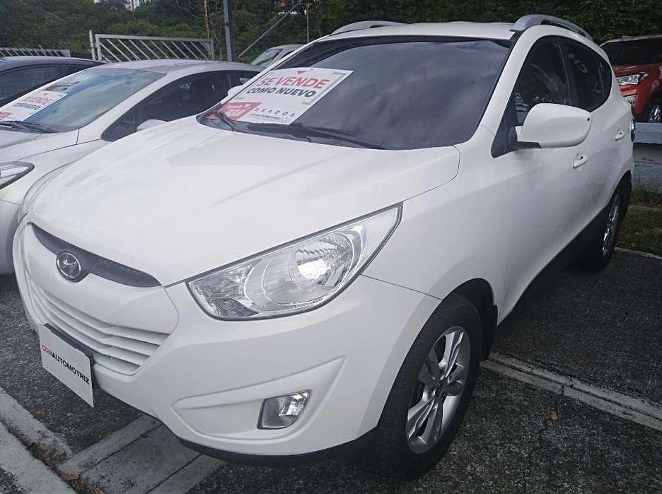 Hyundai Tucson ix-35 2014 - 70390 km