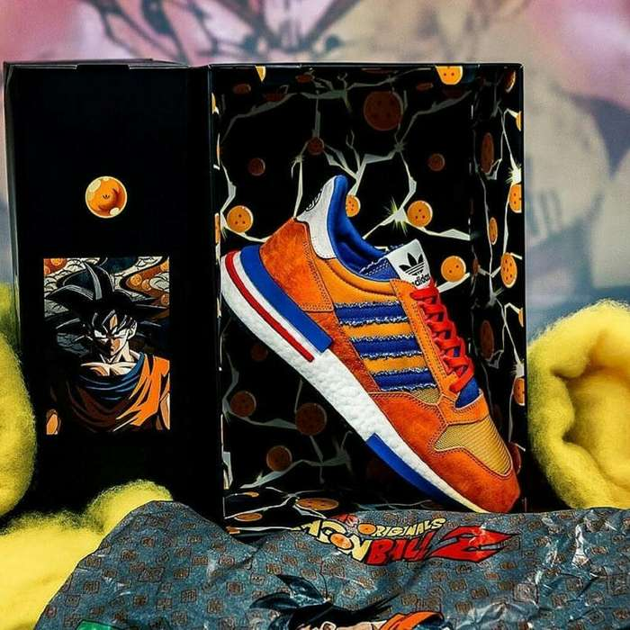Zapatos Adidas Dragon Ball Z