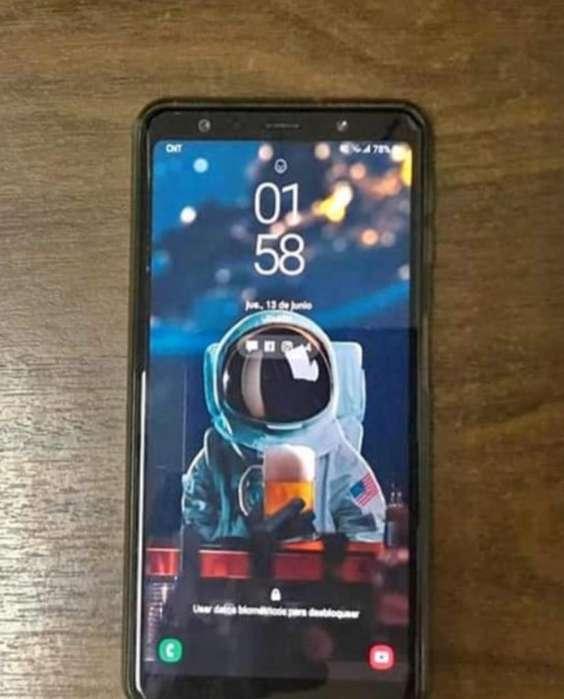 Samsung A7 2018 Negociable