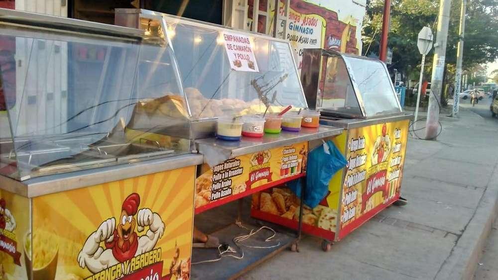 GRAN OPORTUNIDAD <strong>negocio</strong> de comidas tel 3022464844