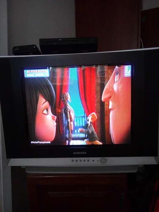 Vendoo televisor Samsung con dvd