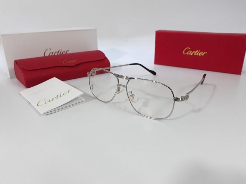 diseño moderno pero no vulgar precio bajo Gafas Monturas Cartier Clasica Retro envios nacional y ...