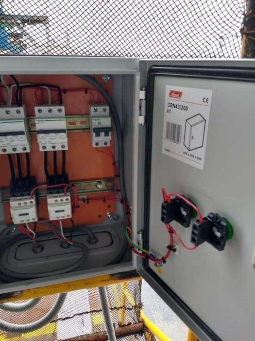 ELECTRICISTA INDUSTRIAL - PISCO