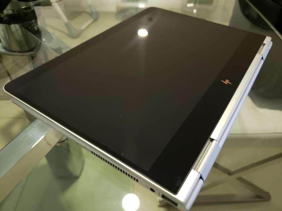 Laptop Hp Spectre X 360 Y <strong>mochila</strong>