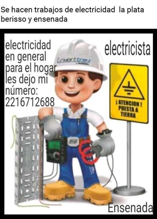 Trabajos de Electricidad Domiciliaria