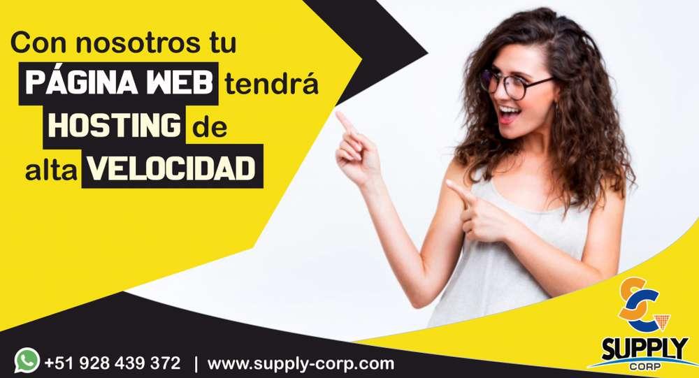 Páginas Web en Lima / Tiendas Virtuales / Soporte Técnico / Páginas Administrables