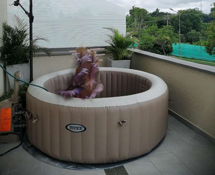 Vendo Jacuzzi Inflable