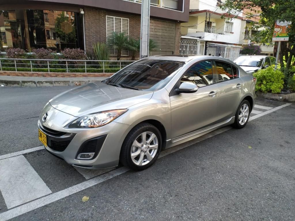 Mazda Mazda 3 New 2.0 2012 Full Equipo