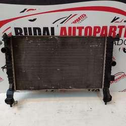 Radiador De Agua Chevrolet Meriva 4180 Oblea:02993761