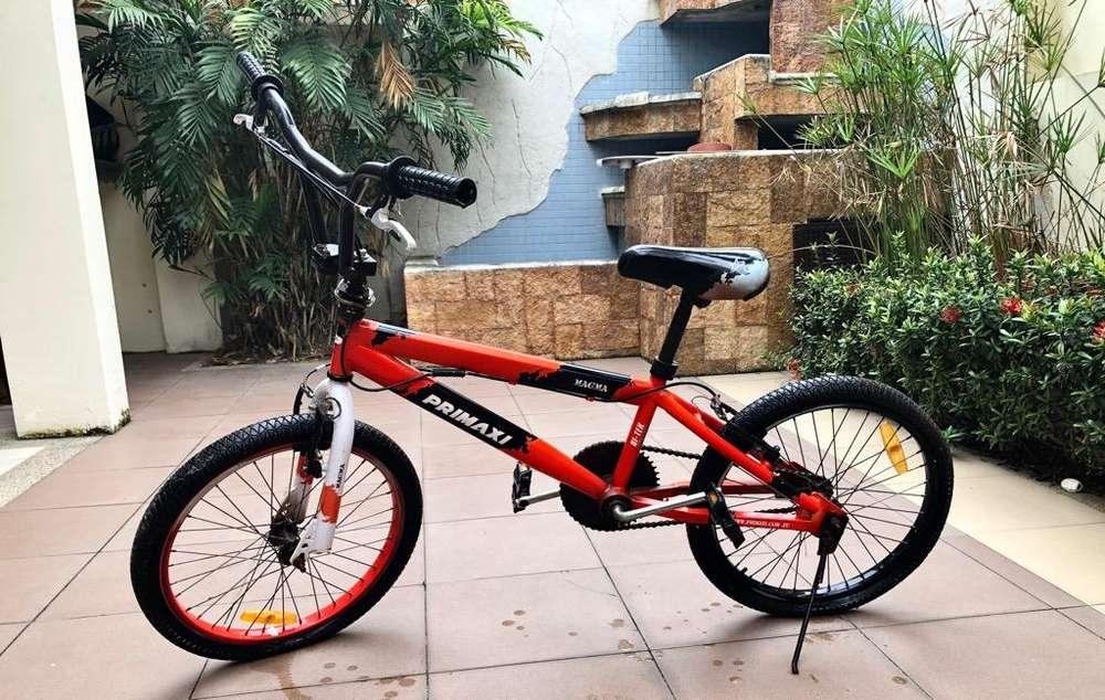 <strong>bicicleta</strong> Primaxi Bmx Excelente Estado