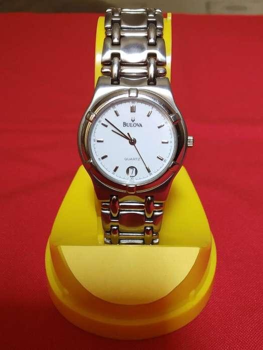 Reloj Bulova Extraplano Original