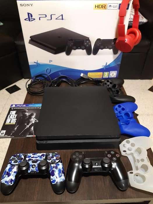 Vendo Playstation 4. Precio Negociable