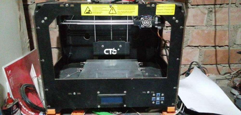 Impresora 3d CTC Twimaker