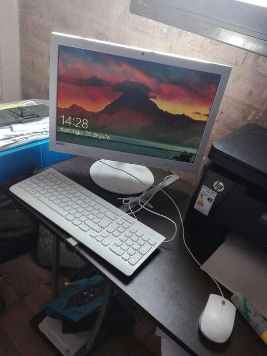 Vendo All In One Lenovo Nueva Amd A6 4gb