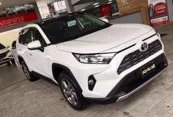 Nueva Toyota RAV4 2.5 4x2 2020