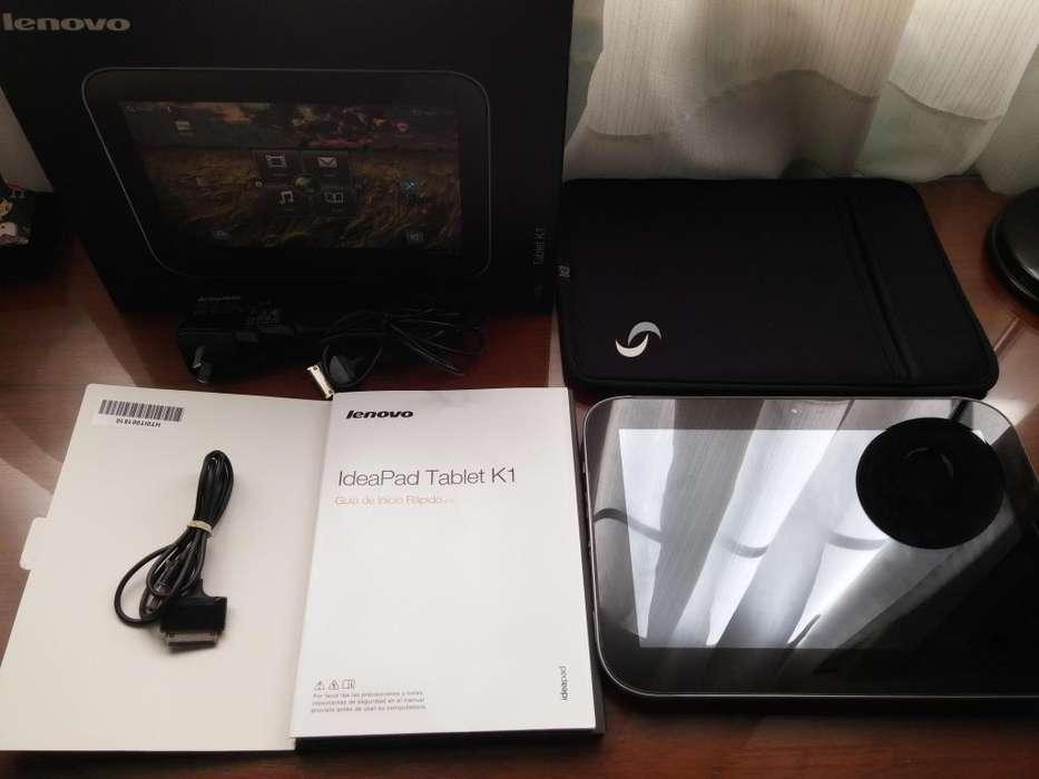 Vendo Tablet Lenovo ideapad K1
