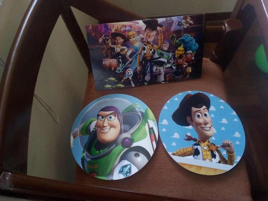 Impresiones Foam Toy Story