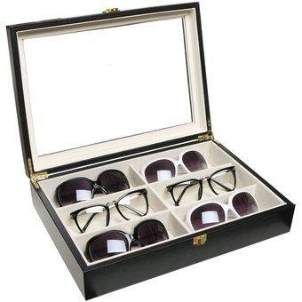 0ccb717410 Organizador de Lentes Caja Porta Gafas - Lima